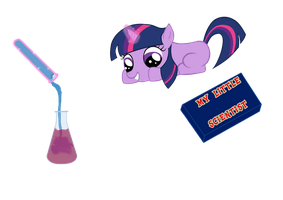 My Little Scientist by OceanWarriorZ