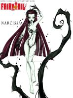 FT oc - Narcissa id by SophieScarlet