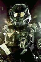 Halo Reach PMX 2012 by JeproxShots