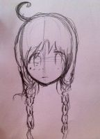 Random doodle by Dhanica02