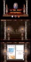 Pizzaria Restaurant le Nil Ble by taghaboy