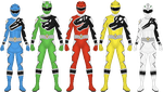 Some Fun with Kyoryuger's Rumors by Taiko554