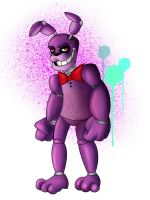 Bonnie the Bunny by Twisted-G