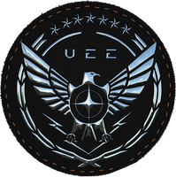 New UEE Imperial metal patch by n-a-i-m-a