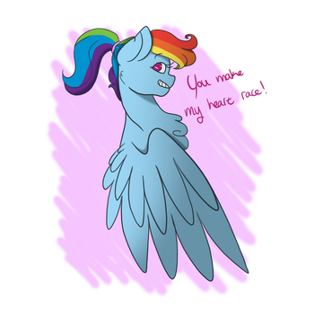You Make My Heart Race! by liefsong