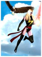 Ms Marvel 2 by Terrymcg