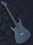 3D Model: Electric Guitar by ark4n