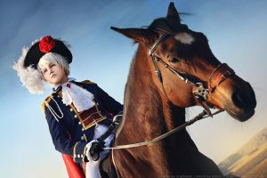 Hetalia Axis Powers - IV by aKami777
