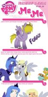 My Little Pony:Memes are Magic by ScruffyToto