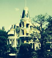 Little Palace in Amsterdam by THEIROLIA