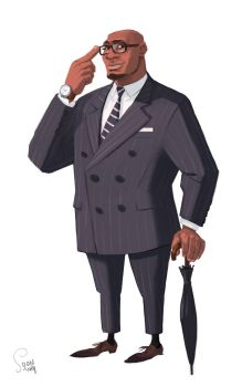 kingsman by soonsang