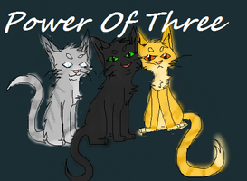 Power Of Three by PinkSpotthekitten
