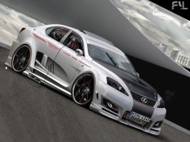 Lexus ISF 2008 by ryl-tm