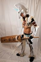 Monster Hunter Cosplay Kirin by OiChibi