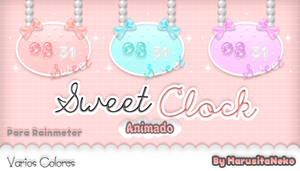 Sweet Clock by koinomegalovers