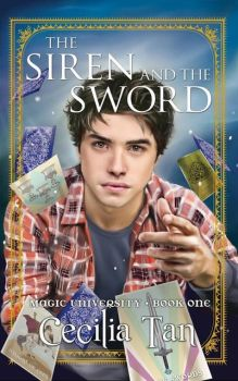 Cover art for The Siren and the Sword by foxestacado