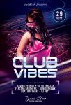 Club Vibes Flyer by styleWish