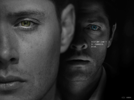 Destiny Can't Be Changed, Dean by closeyoureyes0329