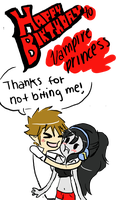 To: Vampire Princess by AskTonyTheElf