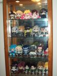 My GIFT plush Collection Update by animelover2day