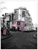 The Pink House by scear