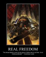 Political philosophy - Warhammer Style! by Veng1saur