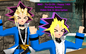 MMD - Yu-Gi-Oh - Video Promo 19 by InvaderBlitzwing