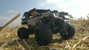 LEGO Technic  custom Crawler by HorcikDesigns