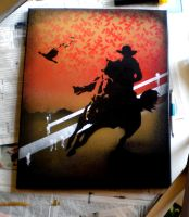 Cowboy by tomme