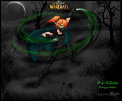 RS- Training of Darkness by RukiFox