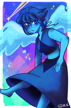 Lapis ~ by choco-crystal