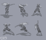 Chtistone Sketches03 by CyclesofShadows