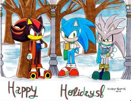 Holiday Pic 2: 2009 by Nine-MileStudios