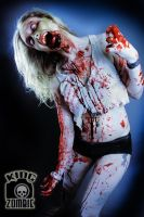 Zombie Shamble by TamvakisPhoto