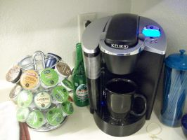Wedding Gift #1: Keurig by SupernovaSword