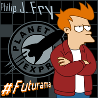 Philip J. Fry ID Competition 1 by javoec