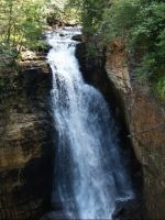Michigan Waterfall Scenery by FantasyStock