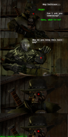 Hell's Bounty Prelude ::Comic:: by guywiththesuitcase