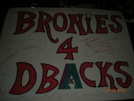 Bronies 4 DBacks sign (finished) by tehAgg