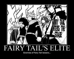 FT-MP Fairy Tail's Elite by ArcCrimsonhart