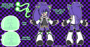 .:: That Purple Hedgehog ::. by Ciara-TH
