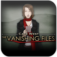 CATE West : the vanishing file by neokhorn