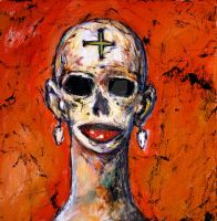 Lady Death by CliveBarker