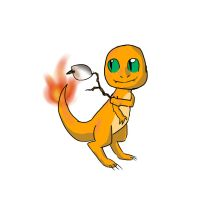 Charmander by Protodramon