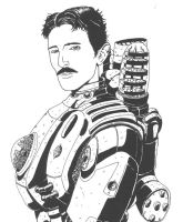 Tesla is Iron Man by Gaibhre