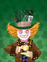 The Depp Hatter by memorypalace