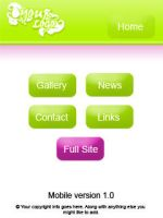 Mobile Web Index by Juny