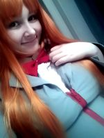 Orihime Smile by SlipknotPrincess