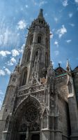 Matthias Church by kroszi102