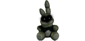 Springtrap Plushie 2 by fearlessgerm82